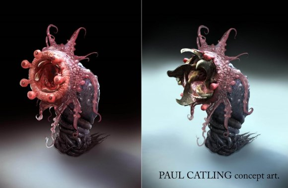"Paul Catling ""babies"" concept art"