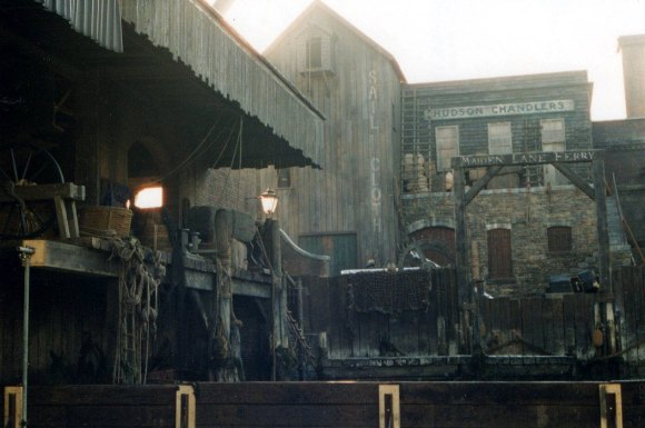 Sleepy Hollow set