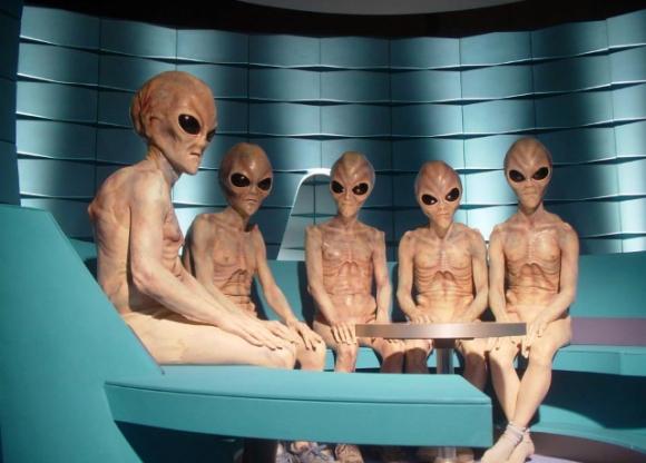 aliens prosthetic make up
